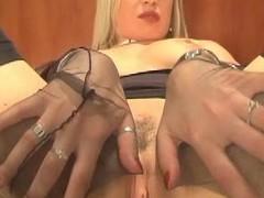 Nylon tube porn videos